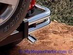 Exhaust Tip - Chrome