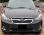 Front License Plate Mount 2016- XV Cross Trek
