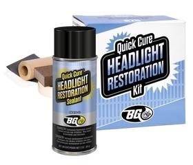 Head Lamp Restore/  BG Quick cure