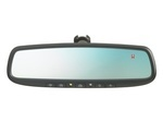 AUTO-DIMMING MIRROR W/COMPASS - W/HOME LINK FEATURE [ 2017 CAR ]
