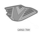Cargo Tray Rear ,Forester Gray