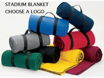 SOLID COLOR STADIUM BLANKET