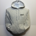 Hoody Heavyweight Gray / STI Logo