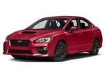 AERO-TYPE SPLASH GUARD SET /  PURE RED COLOR [ WRX OR STI ]