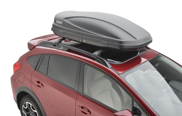 Cargo Box Roof Carrier By Thule [ 13 Cu Ft ]