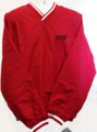 STI Golf Pullover Lighting Red