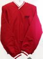 STI Golf Pullover Lightning Red