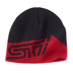 STI Beanie Hat / Red