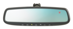 AUTO-DIMMING MIRROR W/COMPASS - W/HOME LINK FEATURE [ 2017-2018 NON- EYE SIGHT CAR ]