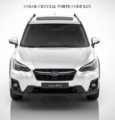 Molding Body Side, Crystal White Pearl [ 2018 XV Cross Trek or Impreza ] CODE K1X