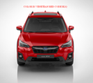 Molding Body Side, Lithium Red [ 2018 XV Cross Trek ] CODE NAA