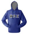 Hoody WRX / Royal Blue