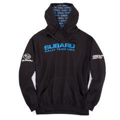 Rally Hoody Black by Gear
