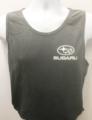Mens Tank Top Subaru / Coal Gray