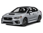 AERO-TYPE SPLASH GUARD SET / ICE SILVER COLOR [ WRX OR STI ]