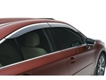 SIDE WINDOW DEFLECTOR KIT 2015-2017 CAR