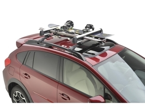 Ski Snowboard Carrier Kit [cross bars required....clamps not included]