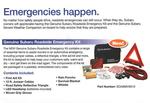 ROADSIDE EMERGENCY KIT