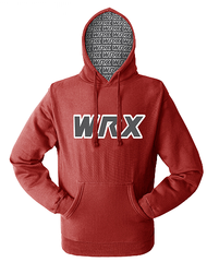 Hoody WRX / Red