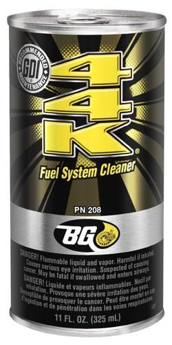 BG Fuel System Cleaner