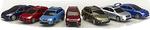 Subaru Die Cast Car Collection [7]