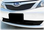 Front License Plate Mount 2008-2011 Impreza