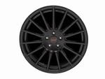 Alloy Wheel, Seventeen Inch, Black Color  [ Size 17 x 7.J OFF 48 ]