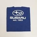 Subaru 1953 Blue Tee