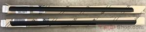 Set of 10-Current 4Runner Roof Rack Rails - Matte Black Powder Coated