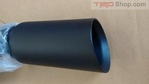 Exhaust Tip, Black - Tundra 5.7L (2014+)