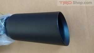 Exhaust Tip, Black - Tundra 5.7L (2014+)