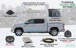 Audio, OEM Audio+ Reference 450Q - Tundra (2014-Current)
