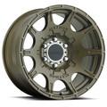 Wheel, Method Roost - 18x9 -12mm, 6x5.5 Bronze Finish