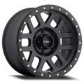 Wheel, Method Grid - 18x9 -12mm, 6x5.5 Matte Black Finish