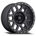 Wheel, Method Grid - 18x9 -12mm, 6x5.5 Matte Black Finish
