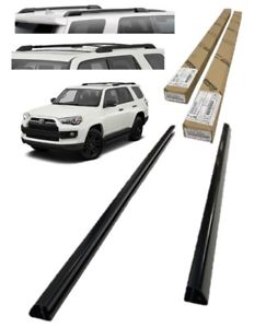 Complete Black OEM Roof Rack Upgrade Kit (2010-Current)