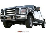 Aries Grille Guard (Stainless Steel) - 4Runner (1999-2002)
