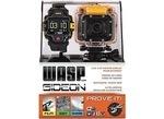 WASPcam Gideon Action Sports Camcorder (w/LVD Display Wrist Controller)