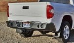Rear Bumper, Expedition One Range Max Base Model - Tundra (2014+)