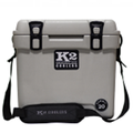 K2 Summit 20 Cooler - Steel Gray