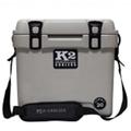 K2 Summit 20 Cooler - Steel Gray