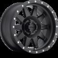 Wheel, Method Standard - 20x9.0 +18mm, 6x5.5 Matte Black Finish