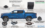Audio, OEM Audio+ Reference 450Q - Tacoma Double Cab (2016+)