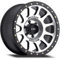 Wheel, Method NV - 20x9.0 +18mm, 6x5.5 Machined with Matte Black Lip