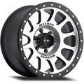 Wheel, Method NV - 20x9.0 +18mm, 6x5.5 Machined with Matte Black Lip