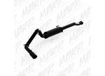 Exhaust System, MBRP Catback Black - Tacoma (2016+)