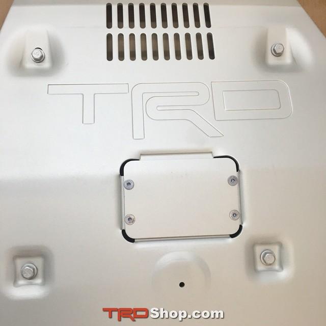 TRD PRO SKID PLATE - TACOMA 2016+