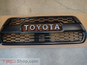 TRD Pro Grille - Tacoma (2016+) **Limited Quantities Available**