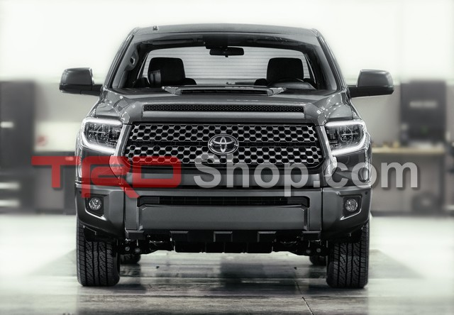 Headlight Set, 2018 Tundra w/LED DRL