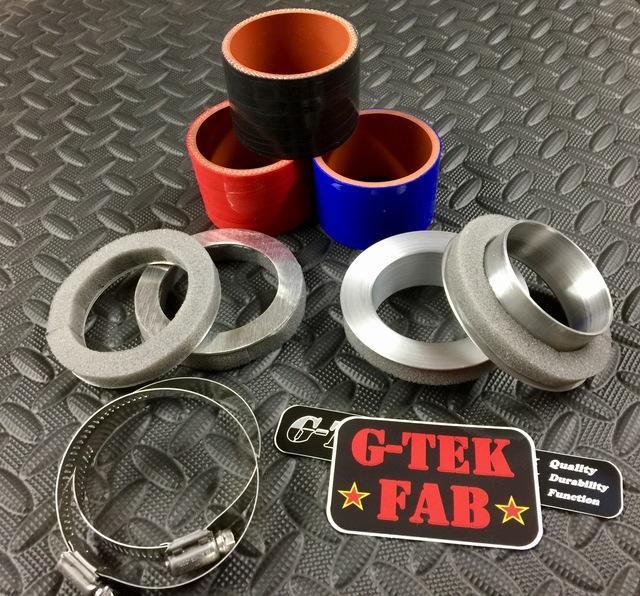 G-Tek Fab Stock Air Box Mod Kit - Tacoma 3.5L (2016+) *Please select color option*